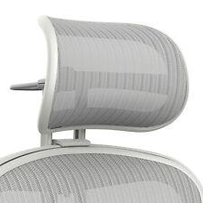 Atlas Suspension Headrest For Herman Miller Aeron Chair Remastered Mineral