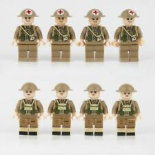 Oxford Military Navy Seal Block Toy Lego Kid Army Combat  1589pcs CJ-3651