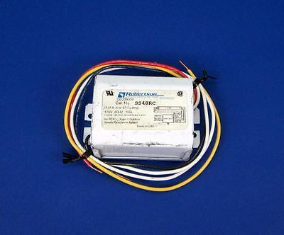 ROBERTSON REU128T5120 ELECTRONIC FLUORESCENT BALLAST F28 T5 1 LAMP 120V