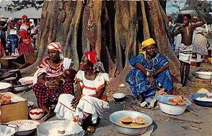 BR26914 Africa in pictures scene de Marche market scenen Africa