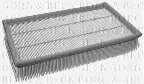 BORG /& BECK AIR FILTER FOR JAGUAR XF DIESEL 2.2 SALOON 140KW