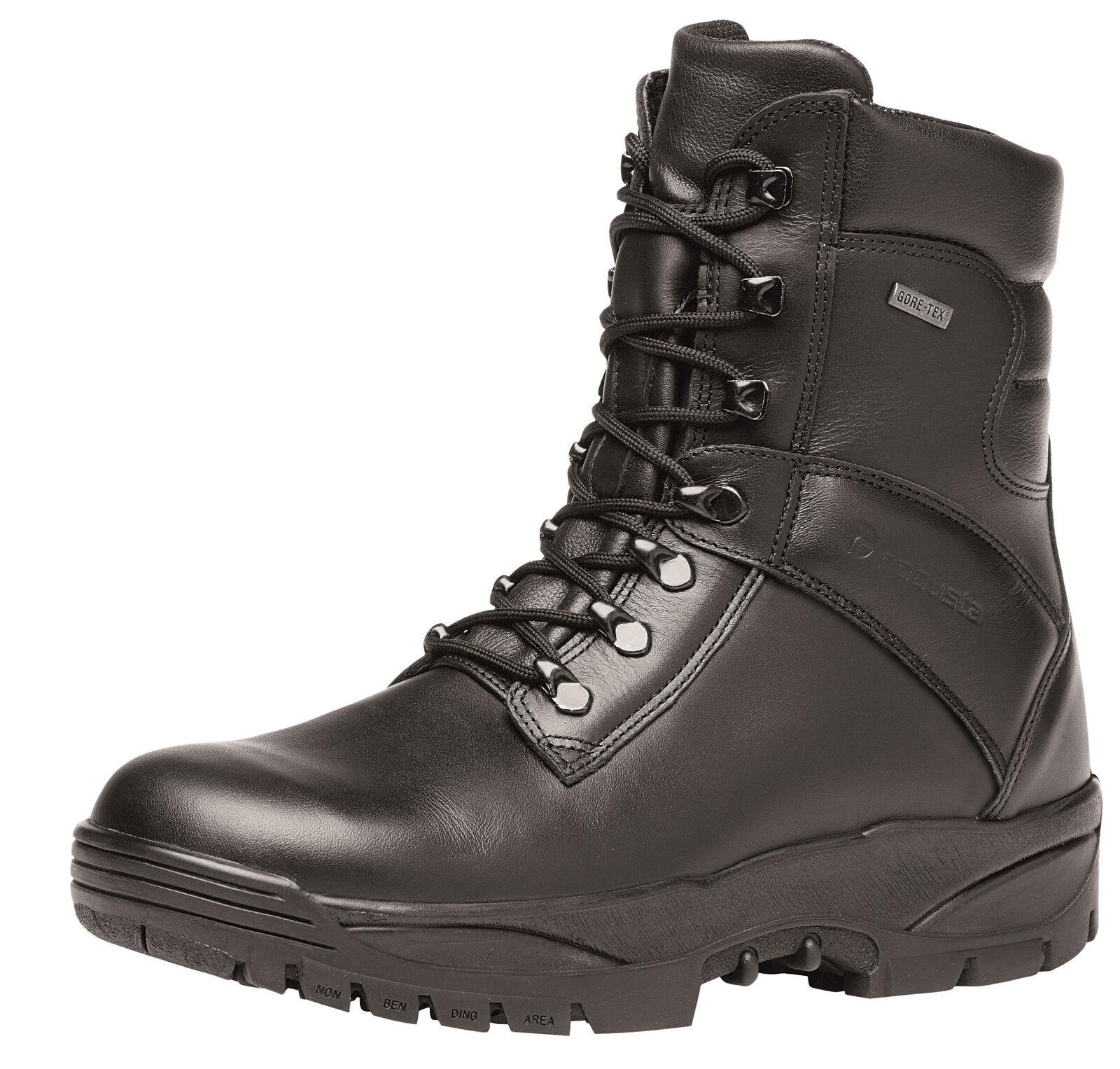 Robusta Circon Gore-Tex Stivale Impermeabile Polizia Militare Cadetto Cadetto Cadetto Stivali di sicurezza | Nuovo Prodotto 2019  | Uomini/Donna Scarpa  d36f08