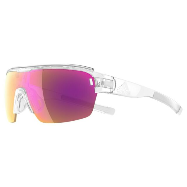 adidas Zonyk Aero Pro S Shield Sunglasses crystal shiny 68 mm