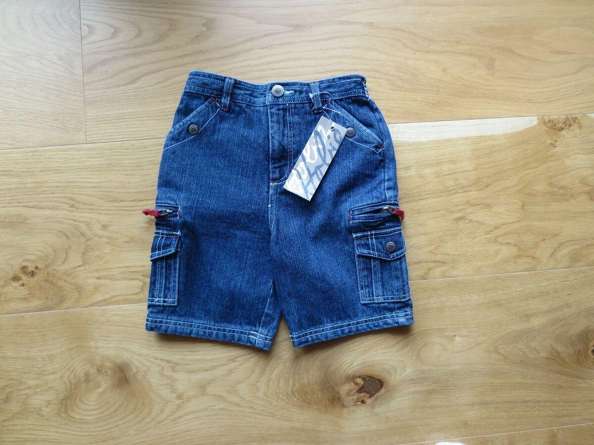 8cd3632fe Shorts, jeans shorts, Hobie, str. 92, Ny jeans shorts fra...
