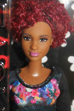 Barbie Fashionista Afro Barbie  2015 / Collection No.33  NRFB