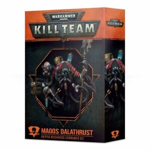 Warhammer 40K Kill Team MAGOS DALATHRUST GW Games Workshop