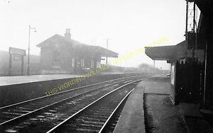 Leith Central Railway Station Photo Edinburgh Line. 1 North British Railway