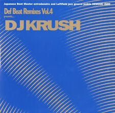 DJ KRUSH - DEF BEAT REMIXES VOL 4 (CD)
