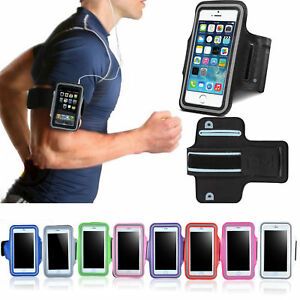 premium selection dc049 9e298 For iPhone XS Max XR X 8 7 6S 6 Armband Case Sport GYM Running ...