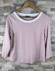 Cos-Ladies-Size-S-Striped-Top