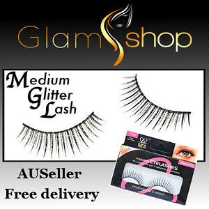 FALSE-EYELASHES-Reusable-fake-eyelashes-strip-lashes-with-glue-FREE-POSTAGE