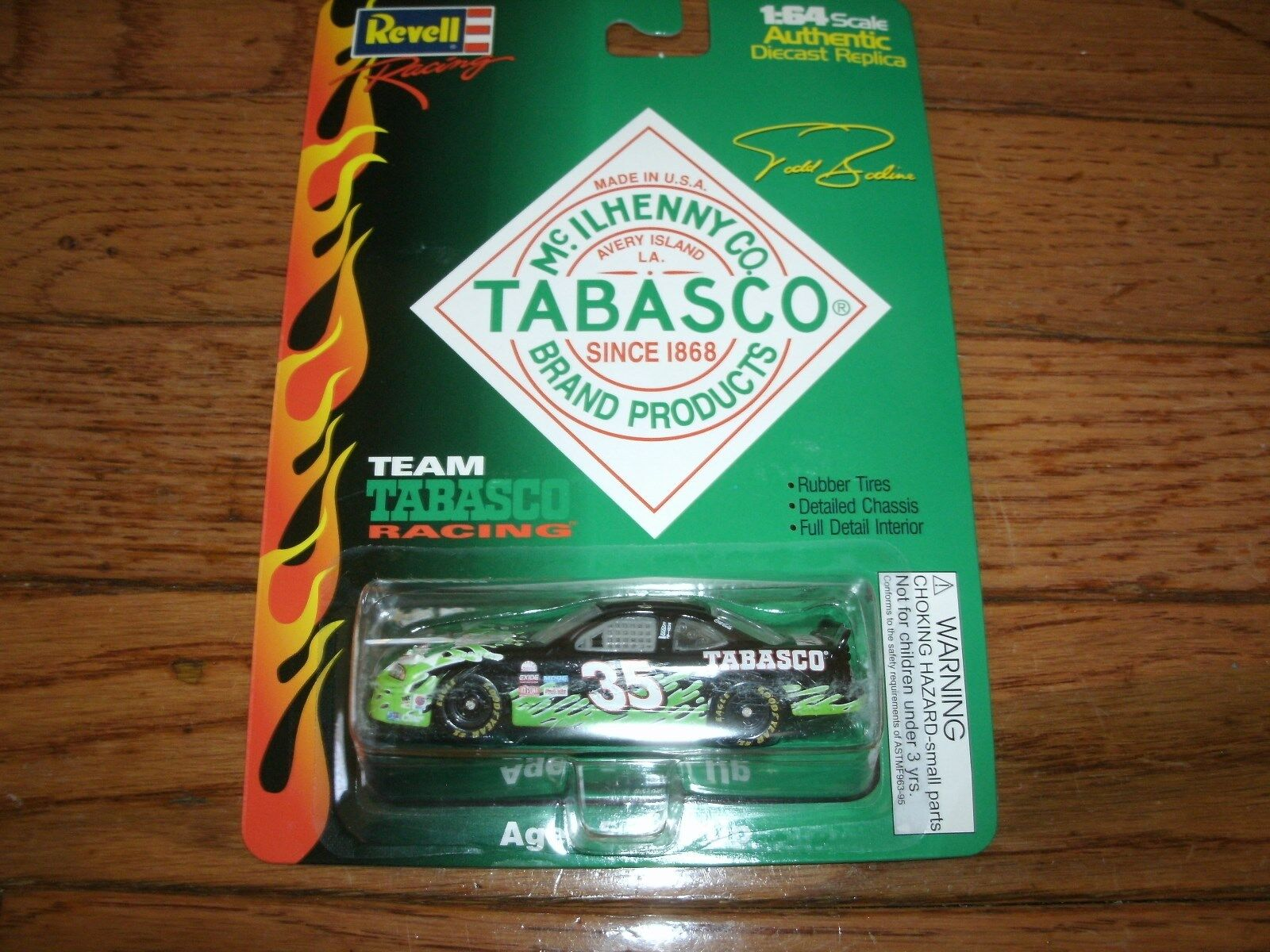 Revell Tabasco Racing Cars (24 Total)  - 1 64 64 64 Scale - Brand New    cce099