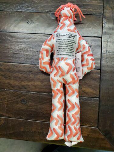 """12/"""" Dammit Doll Original NWT  FREE SHIPPING dd31"""