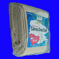 Canvas Drop Cloth / 9 X 12 /10 Oz./ Heavy Duty / Professional Grade- Sale