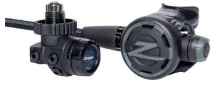 Zeagle F8 Contrôleur de Souffle Régulateur