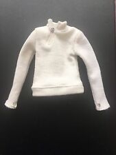 VTS Toys NM St'alker Watch Dogs Adam Pearce White Sweater loose 1/6th scale
