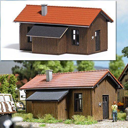 Busch 1549, Verwaltungsgebäude, H0 Modellwelten Bausatz 1 87