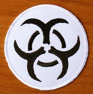 Patch écusson Nº 15 Iron Cross Hardcore Colour écusson patch emblèmes