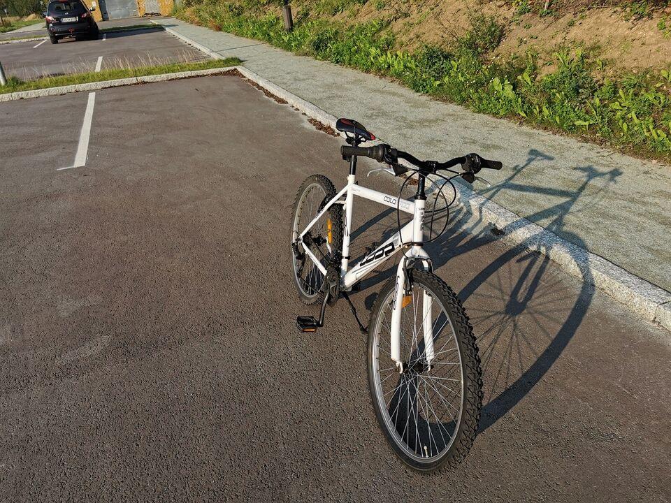 Herrecykel, andet mærke Loop , 48 cm stel
