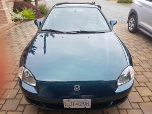 1996 Honda Del Sol