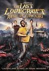 Last Lovecraft Relic of Cthulhu 0030306818597 With Kyle Davis DVD Region 1