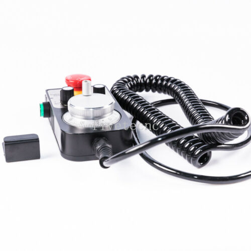 FANUC etc manual pulse generator MPG for Siemens MITSUBISHI 4 Axis Handwheel