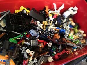 1,8 kg de briques Lego nettoyées en vrac Star Wars et articles techniques