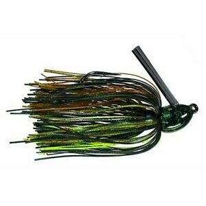 Strike King Jig Lures HAHCJ12-8 Texas Craw 1/2oz Hack Attack Heavy Cover 5/0