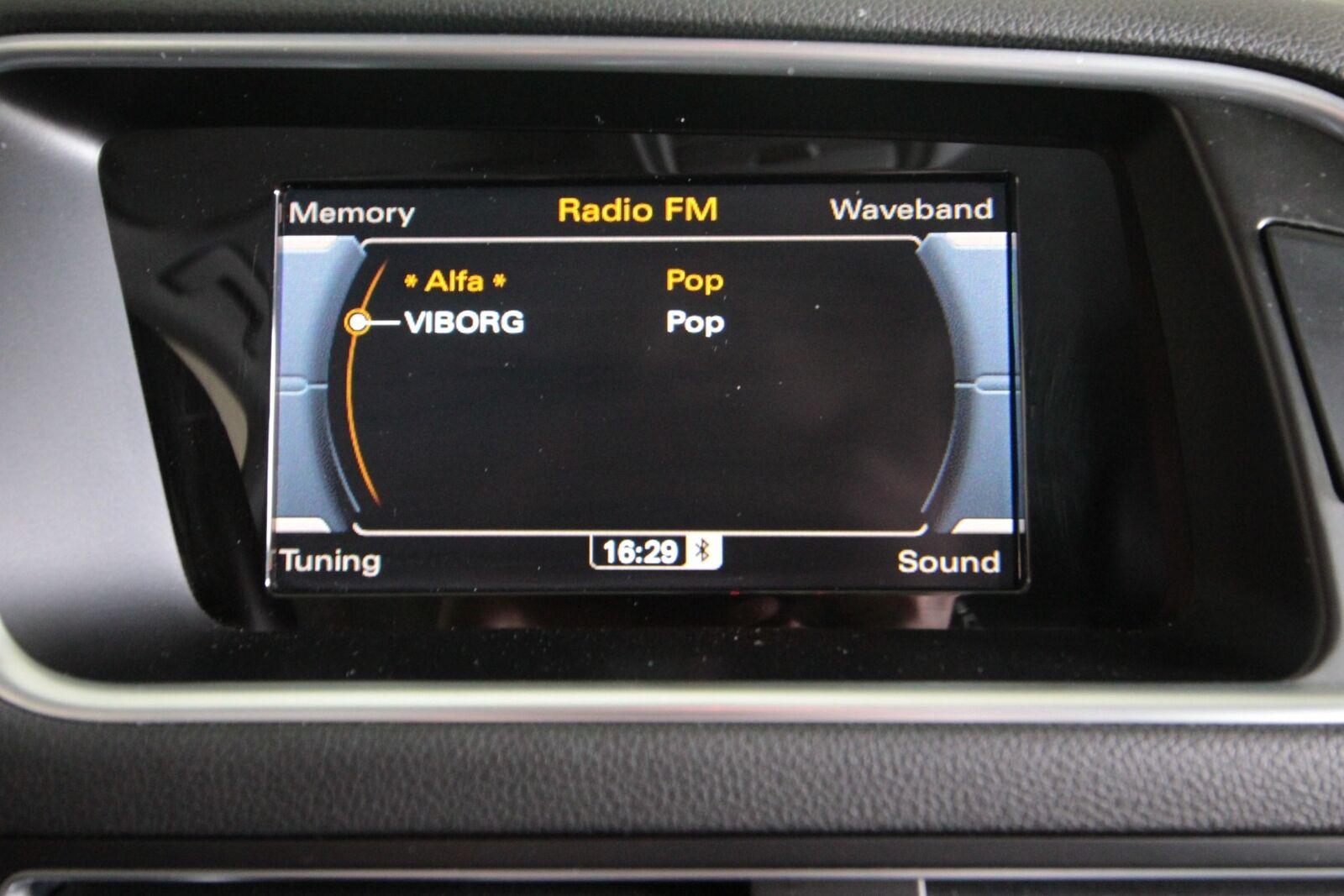 Audi Q5 TDi 190 quattro S-tr.