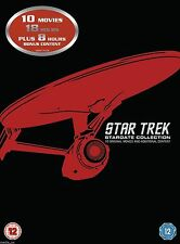 Star Trek: Stardate Collection - The Movies 1-10 Box Set (Remastered) New | DVD