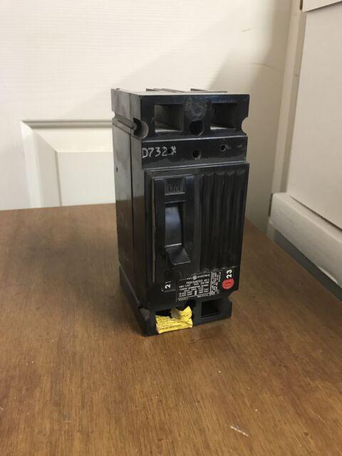 Heinemann 20amp 2-pole Cd240vac Issue No YV 1305 Circuit Breaker for sale online