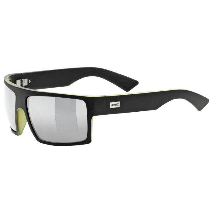 Uvex Fahrradbrille Lifestyle Lifestyle Lifestyle Sonnenbrille lgl 20 schwarz mat cfbdfd
