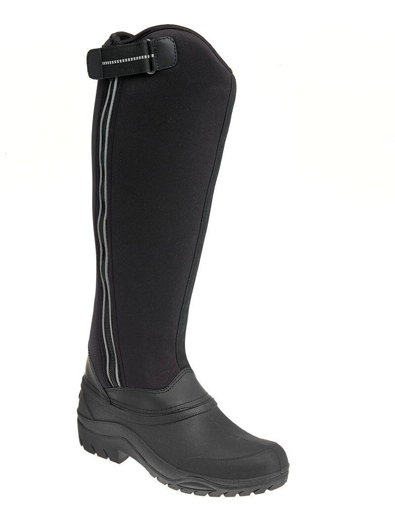 Harry Hall Frost Lungo Stivali al invernali al Stivali caldo Yard/A CAVALLO/Stivali Da Passeggio dae413