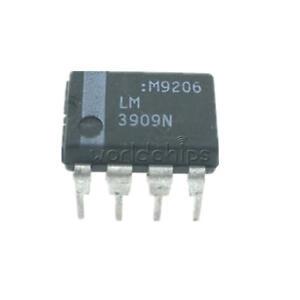 LED-Flasher-Oscillator-IC-NSC-DIP-8-LM3909N-LM3909-DIP