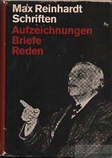 Max Reinhardt Schriften: Fetting, Hugo (Hrsg.)