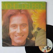 """Vinyle 33T Michel Delpech  """"Michel Delpech"""""""