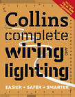 Collins Complete Wiring And Lighting by Albert Jackson (Paperback, 2010)