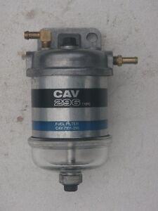 Alternate Fuel Filter SVO WVO Biodiesel Diesel, Viton Seals, Cheap to Operate
