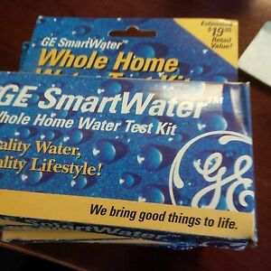 GE-SmartWater-Whole-Home-Water-Test-Kit-Kitchen-Appliances-Purification-Lot-Of-4