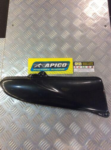 Montesa 4rt Apico /'/'Carbon/'/' Effect Silencer Guard