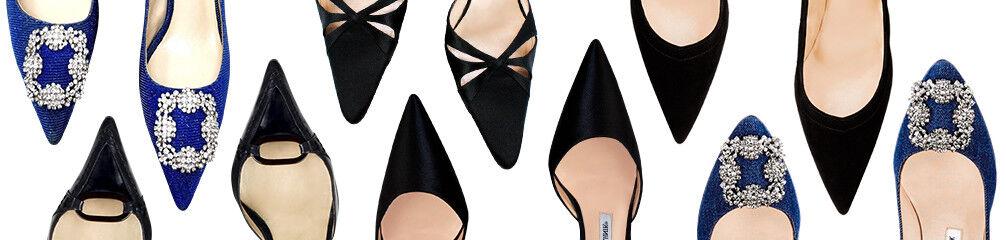 Manolo Blahnik Heels Large