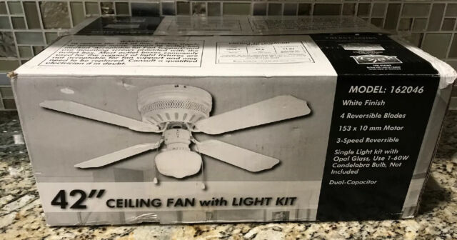 42 Ceiling Fan Force Flow 110 Volt 3