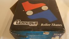 """Chicago Bullet Speed Skate ,Black"""