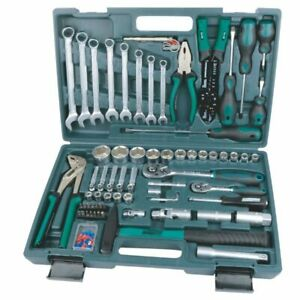 Bruder-Mannesmann-99-Piece-Tool-Set-with-Case-DIY-Repair-Garage-Workshop-29099