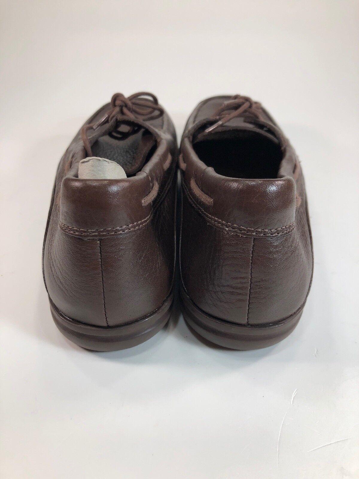 rot Wing schuhe Brand New braun Leather Lace Up schuhe schuhe schuhe damen Größe 10 B fa007c