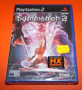 New-Summoner-2-Videogame-Videogioco-Gioco-per-Console-Sony-PlayStation-2-PS2
