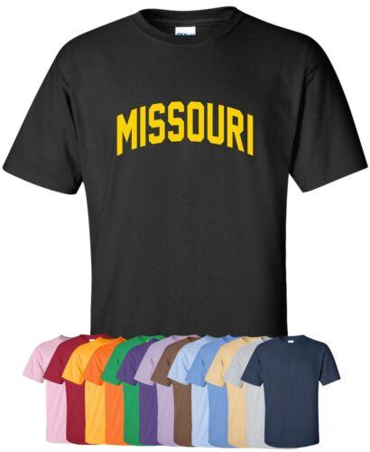 "show me state ozarks cardinals tigers New /""Missouri/"" T-Shirt S-4XL Colors 30"