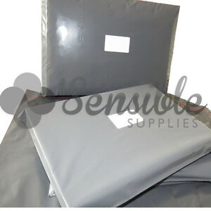 10x-Grey-Mailing-Postal-Postage-Mail-Bags-7-x-9