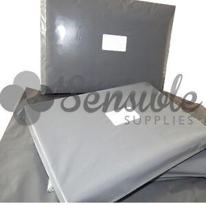 10x-Grey-Mailing-Postal-Postage-Mail-Bags-7-034-x-9-034