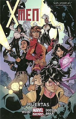#7-12 Lady Deathstrike Marvel Comics TPB New X-Men Vol 2 Muertas Collects 2013